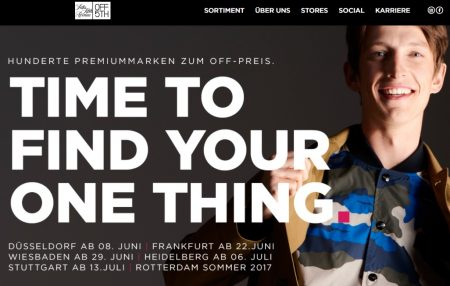 Neues Mode-Mekka Düsseldorf Shopping-Guide Saks off 5th Deutschland